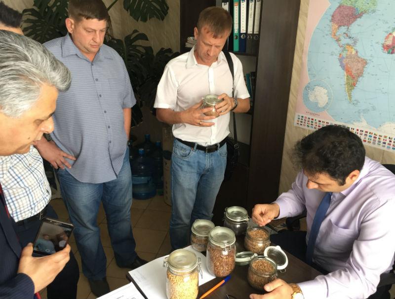 На «Агро-Омске-2017» иранцы договорились опоставках омской сельхозпродукции