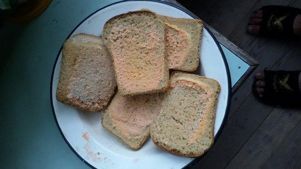 Омичи приобрели вмагазине хлеб с«растительным СПИДом»