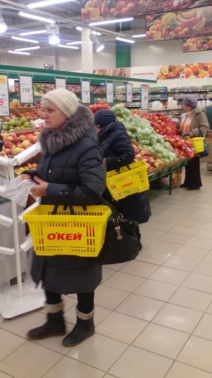 продавец продуктов в омске